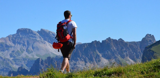 Trekking: Feeling the Dolomites