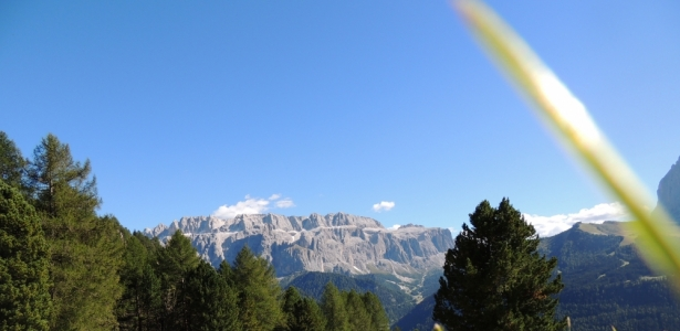 The strength and energy of the Dolomites